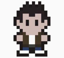 Pixel Ryo Hazuki One Piece - Long Sleeve