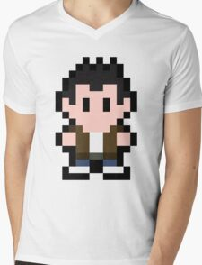 Pixel Ryo Hazuki Mens V-Neck T-Shirt