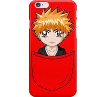 Pouch Ichigo Kurosaki 2 iPhone Case/Skin