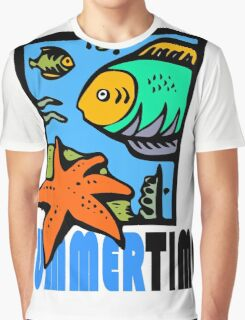 SUMMERTIME Graphic T-Shirt