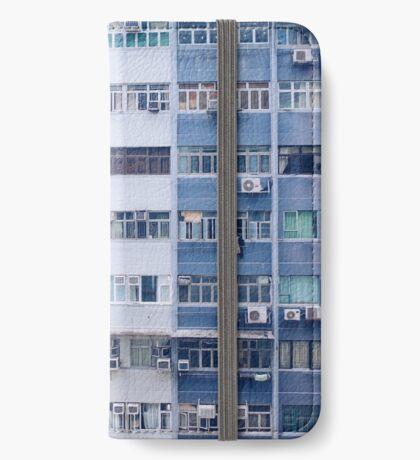 Hong Kong Apartment  iPhone Wallet/Case/Skin