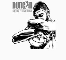 TIM DUNCAN,PROFESSIONAL BASKETBALL PLAYERS Unisex T-Shirt