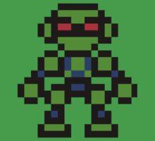 Pixel Vectorman Kids Tee