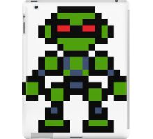 Pixel Vectorman iPad Case/Skin
