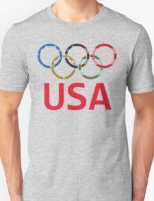 USA Olympic Unisex T-Shirt