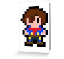 Pixel Vyse Greeting Card