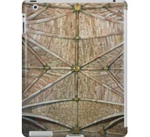 Worcester Cathedral, Up. iPad Case/Skin