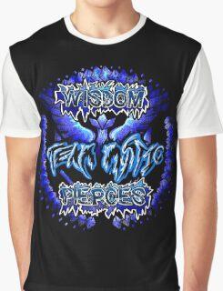 Team Mystic: Wisdom Pierces Graphic T-Shirt