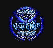 Team Mystic: Wisdom Pierces Unisex T-Shirt