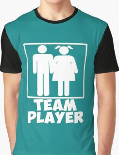 Team Player Graphic T-Shirt