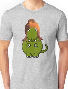 A Dinosaur in Jayne's Hat - Firefly Unisex T-Shirt