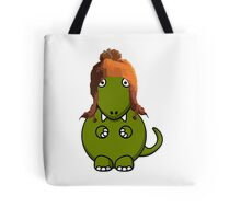 A Dinosaur in Jayne's Hat - Firefly Tote Bag