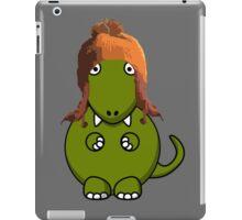 A Dinosaur in Jayne's Hat - Firefly iPad Case/Skin