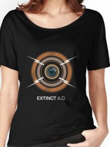 Watchful Eye - Extinct A.D. collection Women's Relaxed Fit T-Shirt