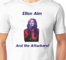 Ellen Aim Streets of Fire Unisex T-Shirt