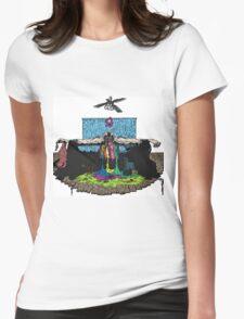 twenty one pilots self titled  Womens Fitted T-Shirt