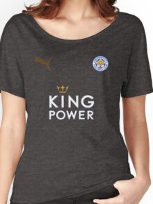 leicester city Women's Relaxed Fit T-Shirt