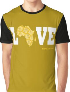 AFRICA LOVE Graphic T-Shirt