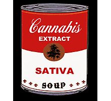 CANNABIS SOUP Photographic Print
