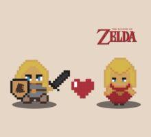 Jaime and Cersei - Zelda by Origine