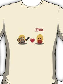 Jaime and Cersei - Zelda T-Shirt