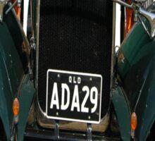 Dodge Six Car Sticker