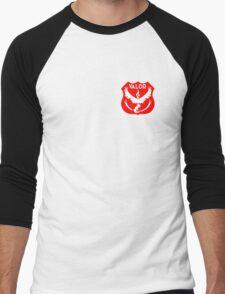 Team Valor - Pokemon Go - Territorial Badge Men's Baseball ¾ T-Shirt
