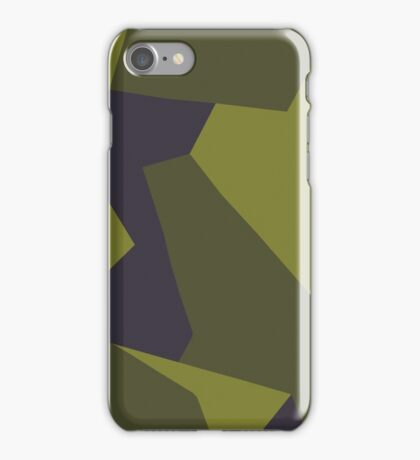 M90 Camo Pattern iPhone Case/Skin