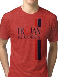 trojan records 2 Tri-blend T-Shirt