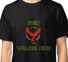 Join The Valor Side Classic T-Shirt