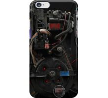 Ghostbusters proton pack iPhone Case/Skin