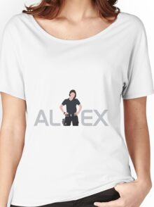 Supergirl - Alex Danvers  Women's Relaxed Fit T-Shirt