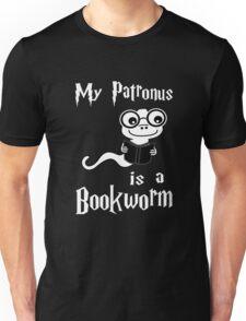 My Patronus Is A Bookworm Unisex T-Shirt