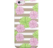 Camomile Seamless Pattern iPhone Case/Skin