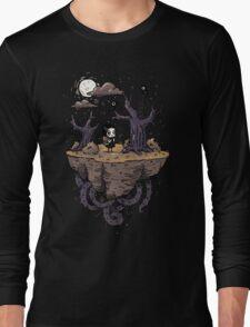 Dark Wood Long Sleeve T-Shirt