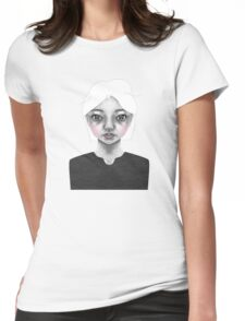 001 The Original Face Womens Fitted T-Shirt