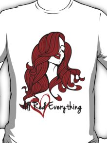Eva Marie - All Red Everything Variant T-Shirt