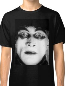 Somnambulist from The Cabinet of Dr Caligari Classic T-Shirt