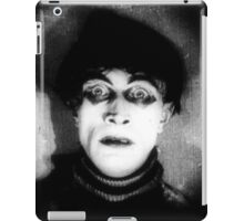 Somnambulist from The Cabinet of Dr Caligari iPad Case/Skin