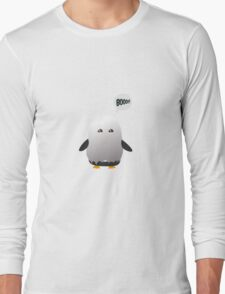 halloween penguin Long Sleeve T-Shirt
