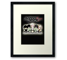 Kagerou Project  Framed Print