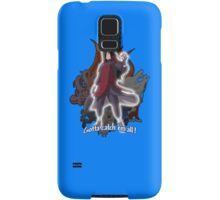 Gotta Catch All The Tailed Beasts Samsung Galaxy Case/Skin
