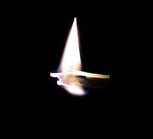 Hot fire by Marina Kropec