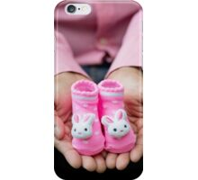 expecting baby  iPhone Case/Skin