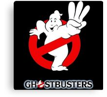 Ghostbusters logo 2016 Canvas Print
