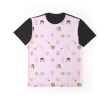 CRY BABY EMOJIS Graphic T-Shirt