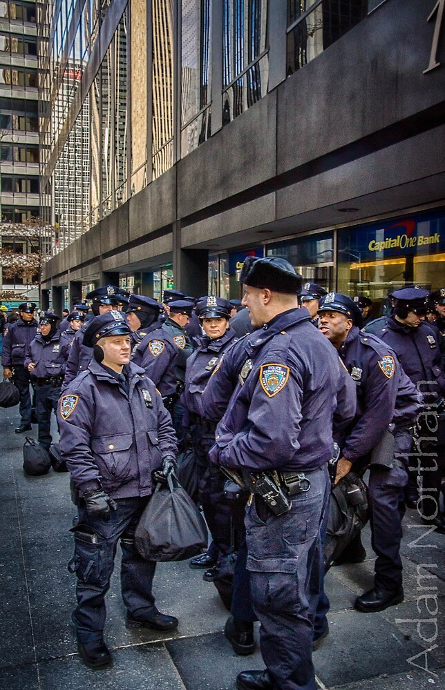 New York's Finest by anorth7