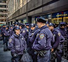 New York's Finest by Adam Northam