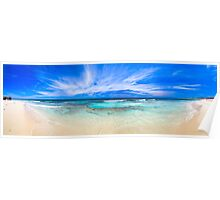 Ocean Tranquility Yanchep Poster
