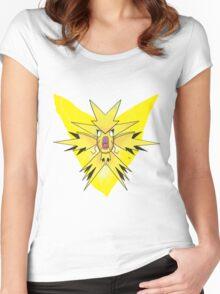 Team Instinctkarp Women's Fitted Scoop T-Shirt